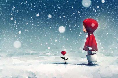 स्नो व्हाइट और रोज रेड की कहानी   Snow White And Red Rose Story In Hindi