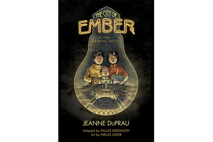 The City Of Ember By Dallas Middaugh, Jeanne DuPrau, and Niklas Asker
