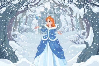 द स्नो क्वीन - बर्फ की रानी की कहानी   The Snow Queen First Story In Hindi