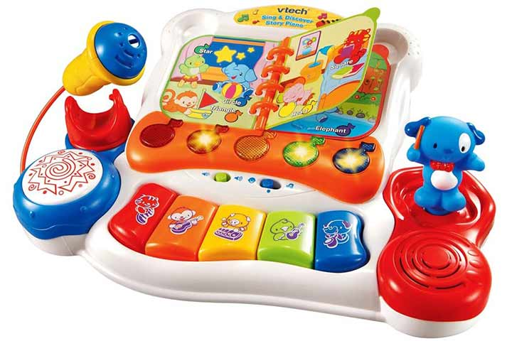 VTech Sing and Discovery Story Piano