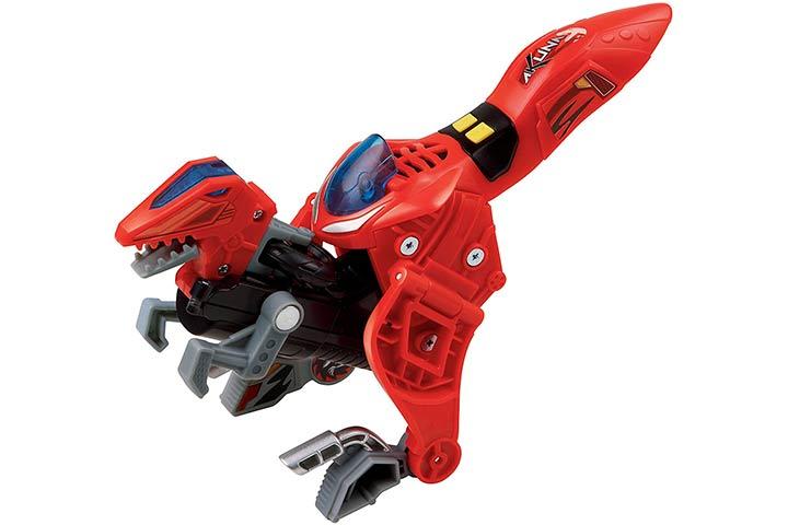 VTech Switch and Go Dinos – Akuna the Velociraptor Dinosaur