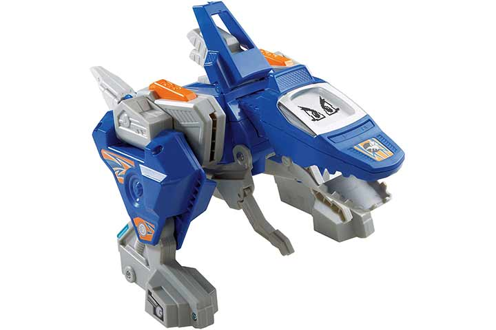 VTech Switch and Go Span the Spinosaurus