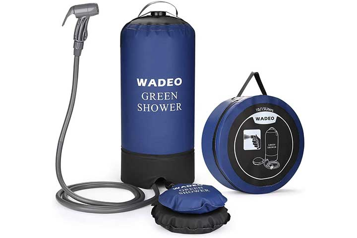 Wadeo Camp Shower