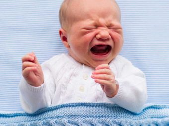 When Do Babies Start Shedding Tears?