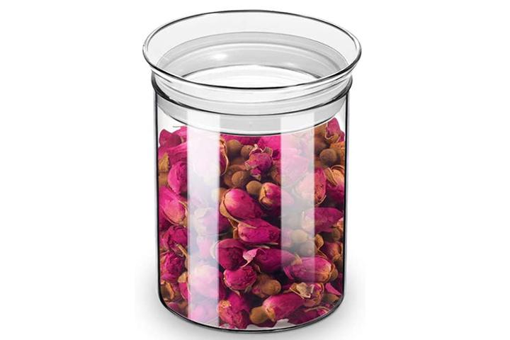 Zens Airtight Glass Jar Container