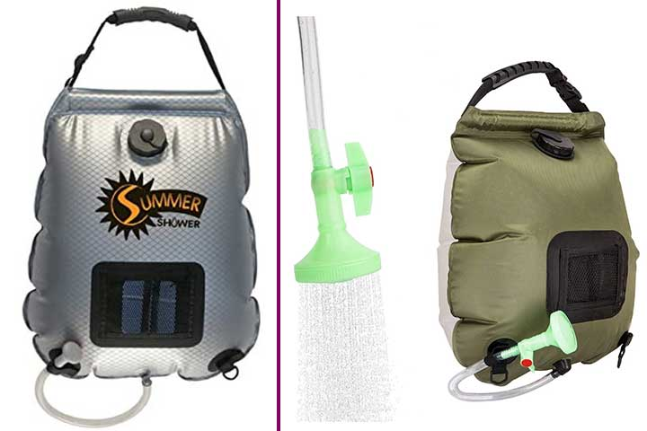 best camping showers To Buy In 2020