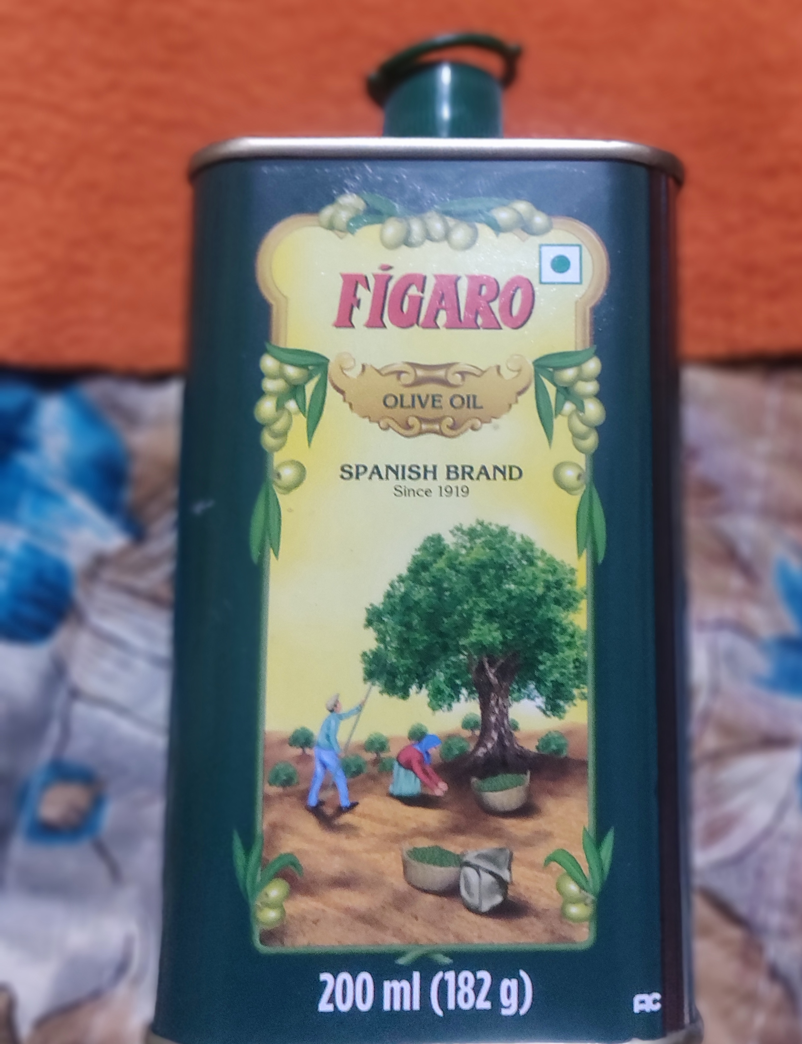 Figaro Baby Massage Olive Oil-Good Product-By harsha_kumari