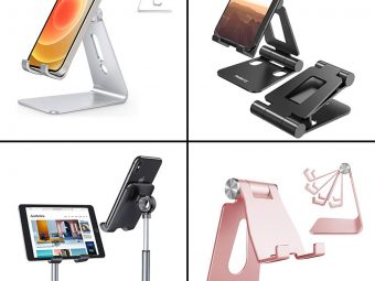 11 Best Cell Phone Stands for Desks In 2021