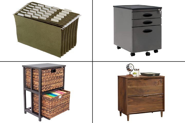 13 Best File Cabinets of 2020-1