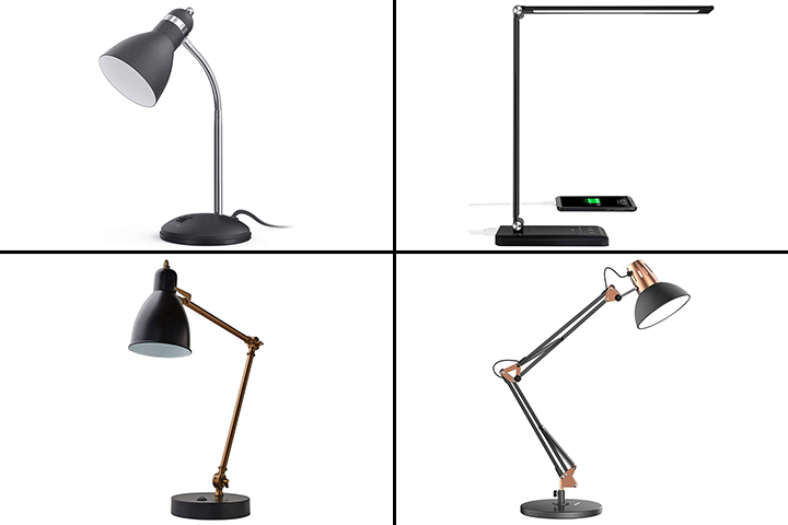 15 Best Desk Lamps In 2020 To Ease Eye Strain