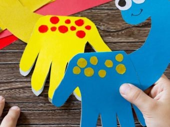 25 Easy DIY Dinosaur Crafts And Activities For Kids