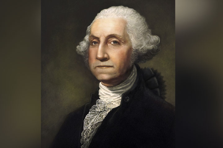 32 Interesting Facts About George Washington, For Kids-1
