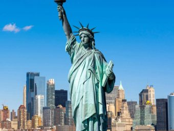 50 Interesting 'Statue Of Liberty' Facts For Kids