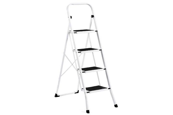 ACKO Folding 4 Step Ladder