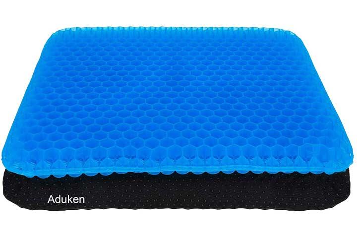 Aduken Non-Slip Gel Seat Cushion