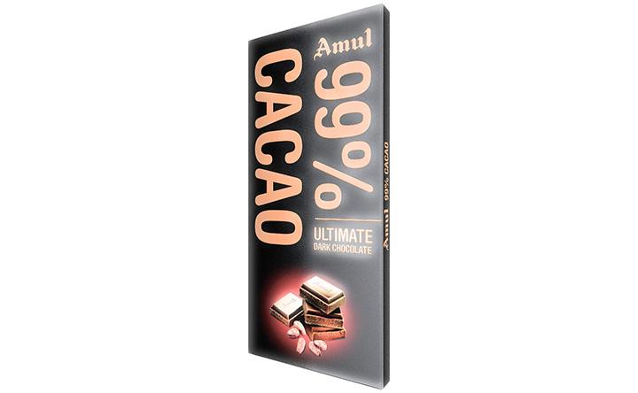 Amul Cacao Ultimate Dark Chocolate