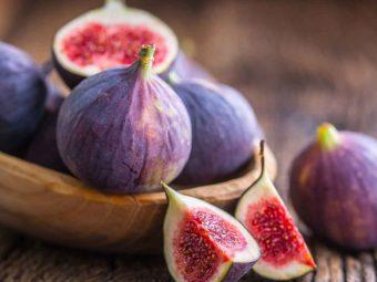 बच्चों को अंजीर खिलाने के 5 फायदे व रेसिपीज | Anjeer (Dry Figs) Benefits For Babies In Hindi