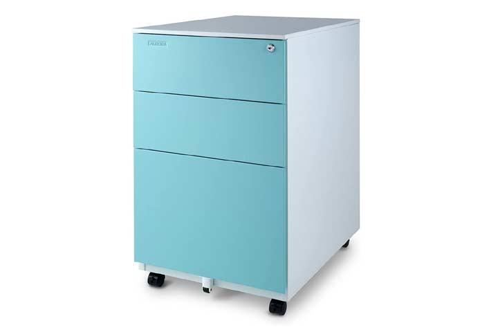Aurora FC-103BL File Cabinet