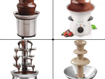 11 Best Chocolate Fountains In 2021