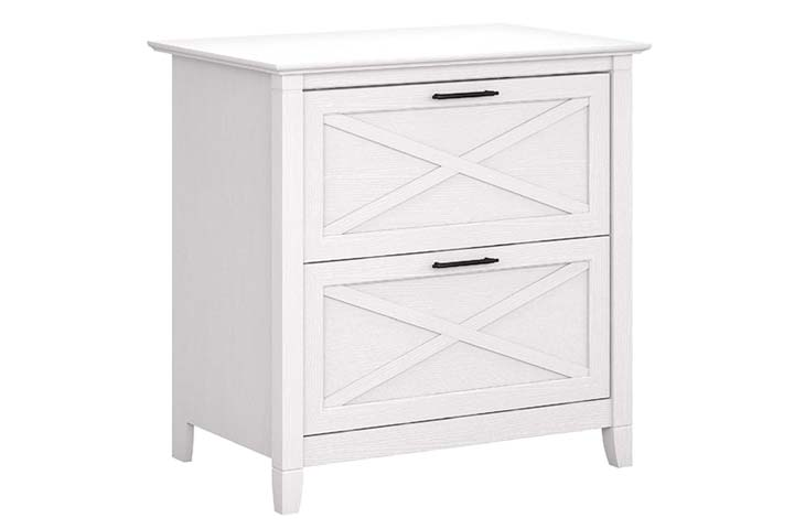 Bush Furniture File Cabinet