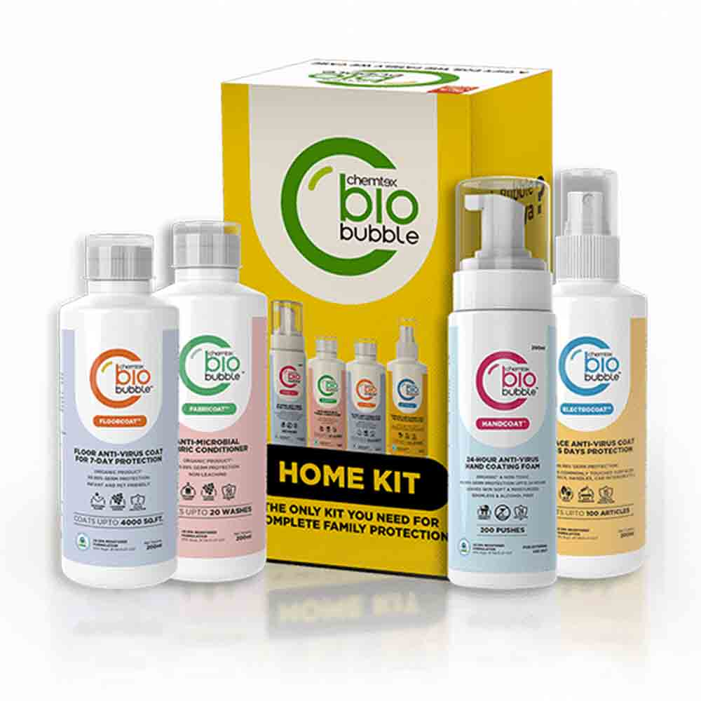 Chemtex Biobubble Home Kit