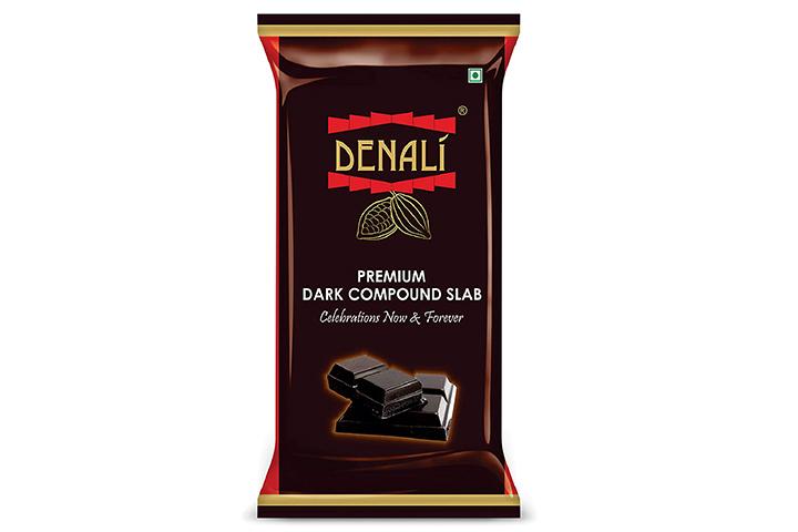 Denali Premium Dark Chocolate Compound Slab