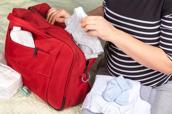 Diaper bag psychic