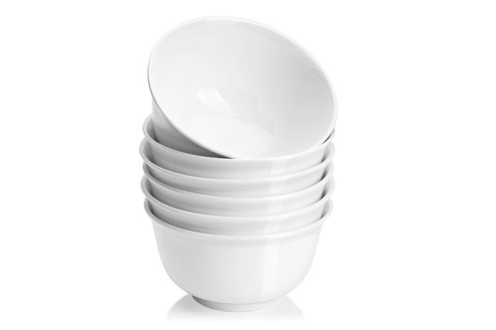 Dowan Porcelain Dessert Bowls