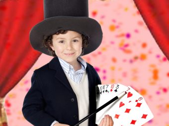 21 Easy Magic Tricks With Cards For Kids