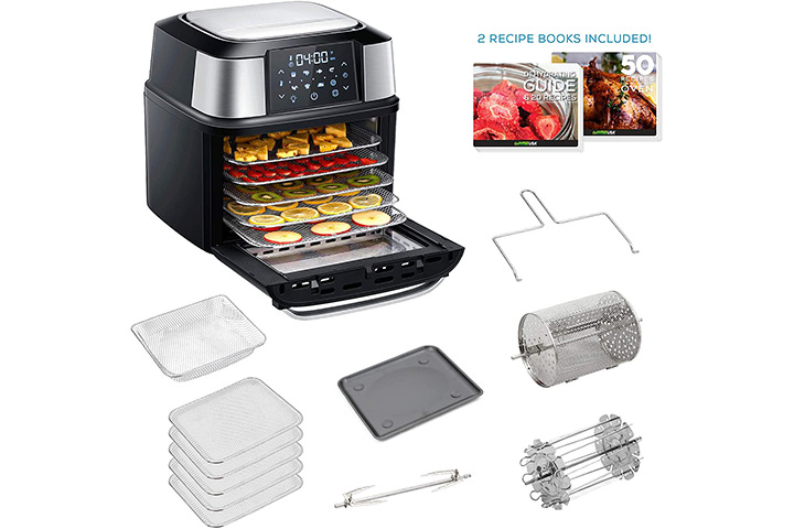 GoWise USA Air Fryer & Food Dehydrator