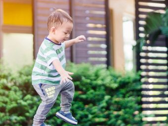 Gross Motor Skills (Birth To 5 Years) And Activities To Encourage It