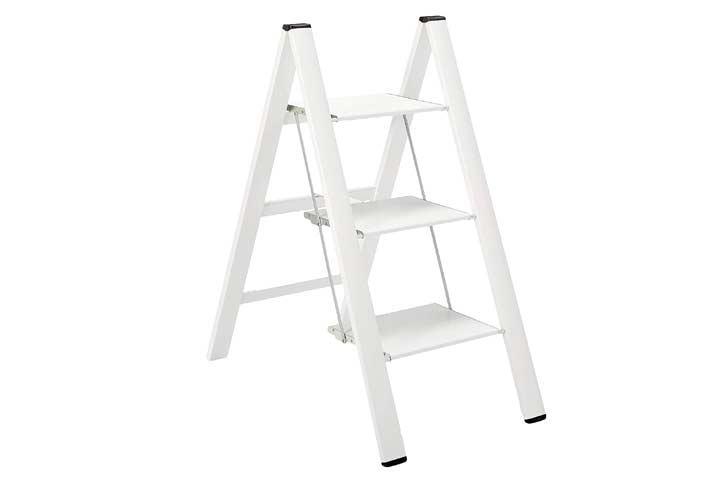Hasegawa Ladders Slim Step Ladder