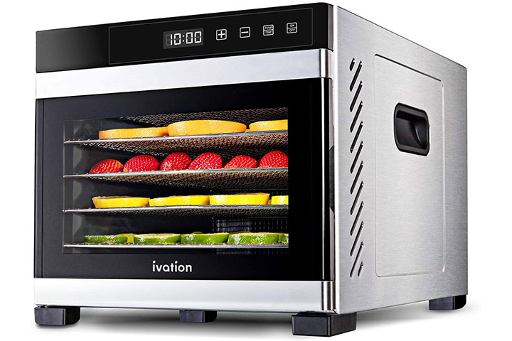 Ivation Commercial Food Dehydrator Machine
