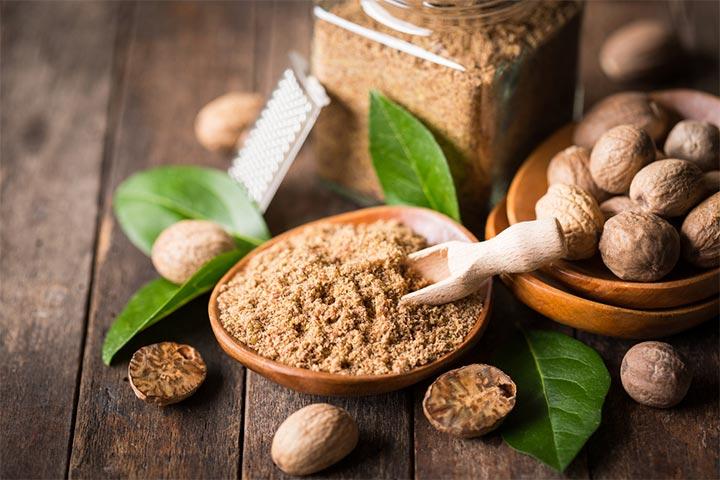 Jaiphal Nutmeg For Babies