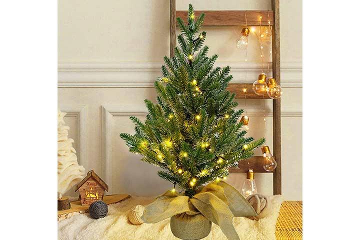 Juegoal Christmas Pine Tree