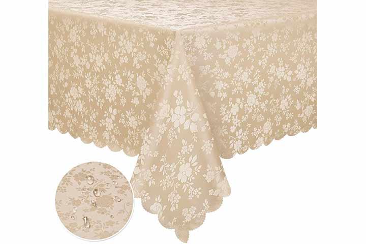 Locika Vinyl Tablecloth