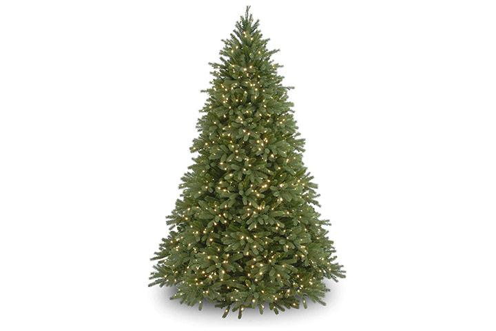 National Tree Company 'Feel Real' Pre-lit Artificial Christmas Tree