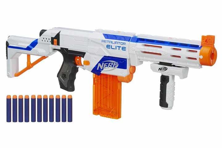 Nerf N-Strike Retaliator Elite Blaster