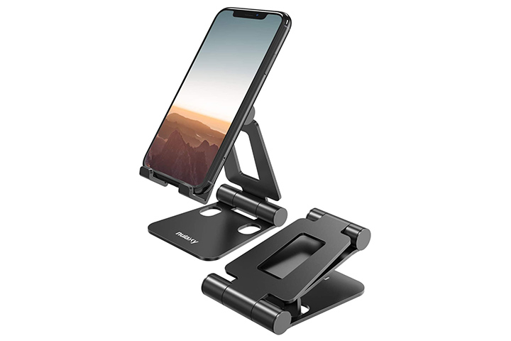 Nulaxy A4 Foldable Tablet and Smartphone Stand