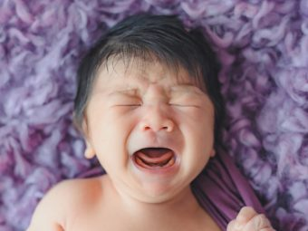 Purple Crying In Babies: What Is It And Tips To Handle It