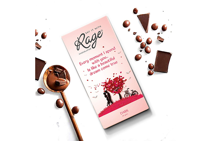 Rage Dark Chocolate