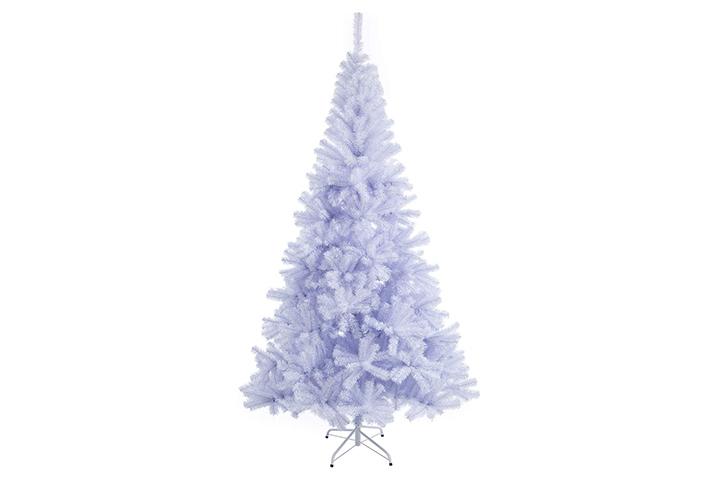 Sunnyglade Premium White Artificial Christmas Tree