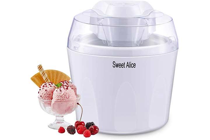 Sweet Alice Ice Cream Machine