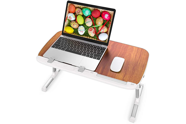TaoTronics Foldable Laptop Stand for Lap and Writing