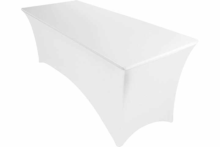 Utopia Kitchen Stretchable Tablecloth