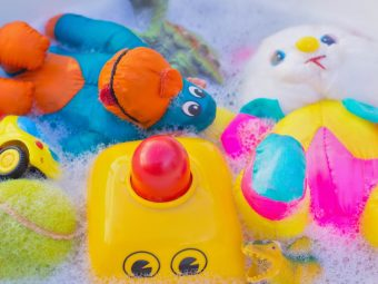 When And How To Clean, Disinfect Baby Toys