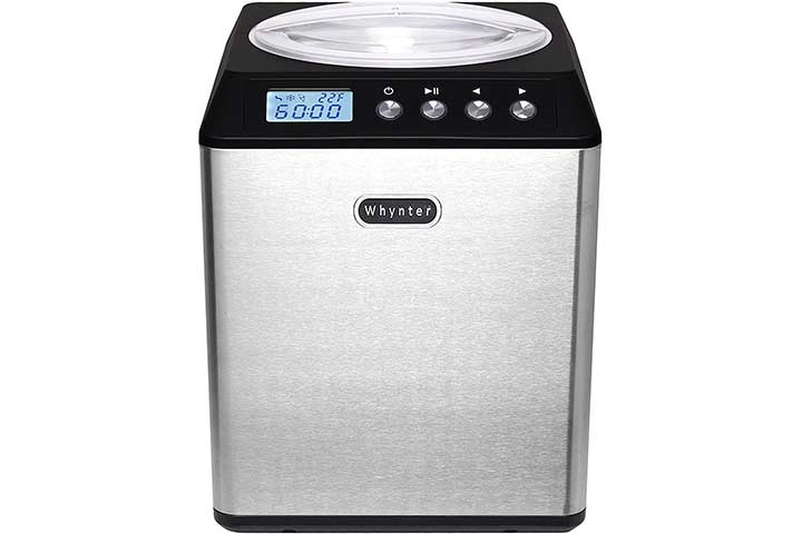Whynter Upright Automatic Ice Cream Maker
