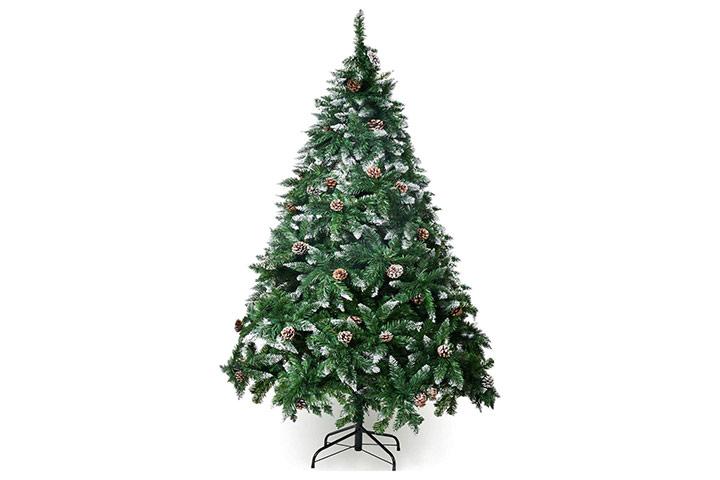 Winregh Snow Christmas Tree