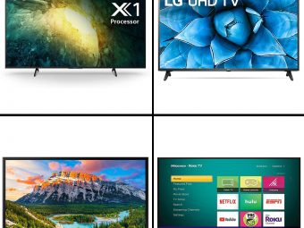 10 Best LED TVs To Buy In 2021