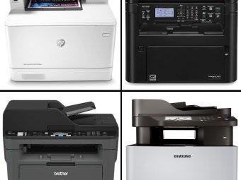 11Best Laser Printers To Buy In 2021
